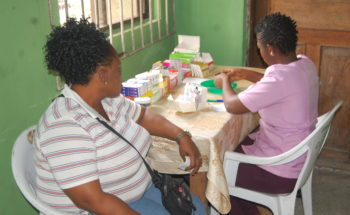 A ONE DAY FREE MEDICAL OUTREACH