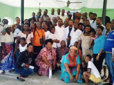 Akpodiete's foundation gives free medical care, fish farming training to Ughelli people